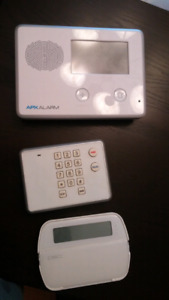 Home security system (2gig)