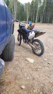 2002 yz426f trade or sell