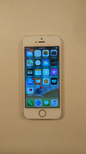 iPhone 5S with new Screen - Works perfect