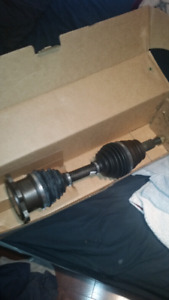 Cv axles for Chevy 1500hd