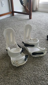 OBO - Union Force Snowboard Bindings - new straps/ratchets!!