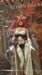 New Joseph Michael Linsner Dawn action figure