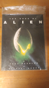 Alien/Aliens/Alien3 magazines, collectibles