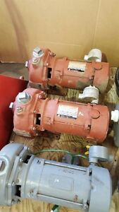 """2"""" fuel pumps like new condition"""