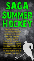 SAGA Summer Hockey- Atom Hockey Camp