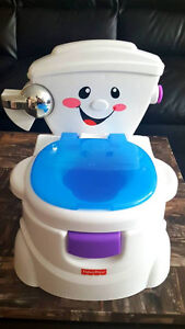 Fisher Price Training Potty- 2 Stages