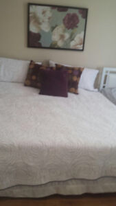 King Sized Bed in perfect condition