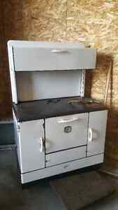 Strand wood / coal cook stove