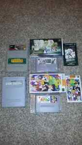 Selling Super Famicom Games and Super Famicom to SNES Adaptor!