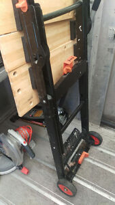 Tools for sale - drill, stape gun, dolly, hand tools, tool boxes
