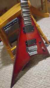 Jackson RR Inferno Red