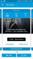 Aubrey & The Three Migos Tour - August 21st @ Scotiabank Arena