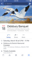 Didsbury Ducks Unlimited Dinner