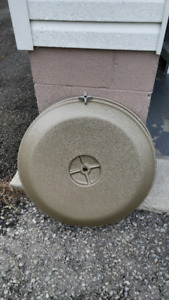 Wheel Spare Cover...14inch