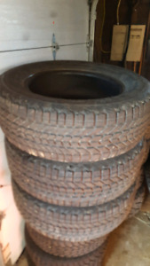 Firestone Winterforce Tires