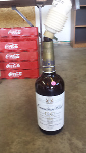 Canadian Club Texas Mickey