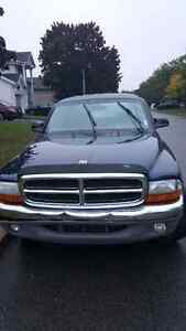 2003 Dodge Dakota SLT 128K KM  West Island Greater Montréal image 3