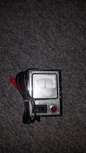 Short and open circuit tester.