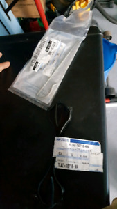 2008-2012 Ford Escape battery hold down support