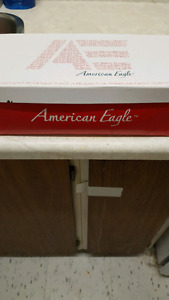 Selling american eagle flats don't want them anymore