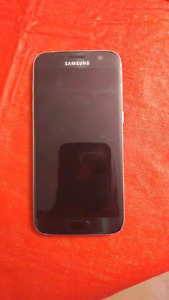 Samsung Galaxy S7 complete in box on Rogers in mint condition