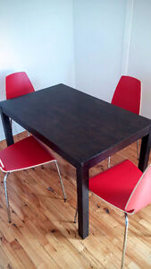 Dinning table for 4 - Table STRUCTUBE