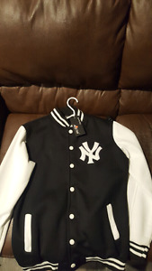 Baseball sweater new with tags
