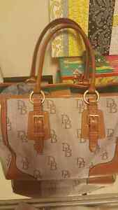 Authentic Dooney and Burke Tote