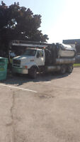 Vacuum truck Ford LT8513 1997 with Vactor 2100 Pickup Truck