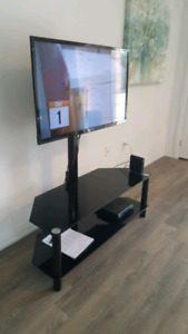 """Insignia TV stand - tvs up to 42"""""""