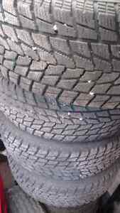 P235/70R15 Toyo winter tires with rims Cornwall Ontario image 3