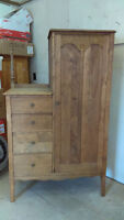 For Sale: Solid Wood Wardrobe