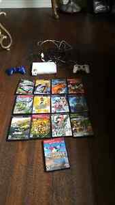 Ps2 slim w/memory card, games and more (great condition)