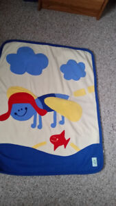 Blanket for kids  Dimensions : 30/37 inches  $5***PLEASE VIEW P
