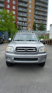 Toyota Sequoia Limited 4WD Full Equip
