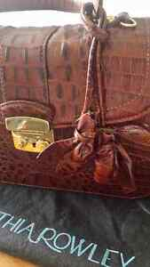 Cynthia Rowley crocodile lady bag London Ontario image 3