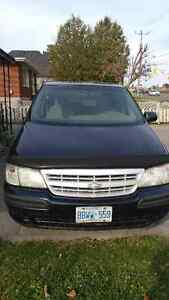 2003 Chevrolet Venture Minivan, Van Peterborough Peterborough Area image 1