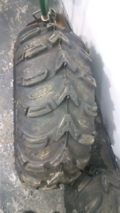 Honda fourtrax 300 itp mudlites and rims