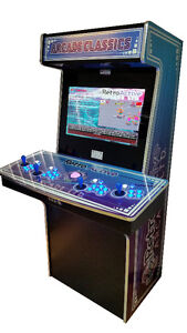 Custom 4 Player Arcade with 2600+ Games!