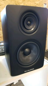 M-Audio M3-8 studio monitor (pair)