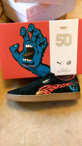 Puma x Santa Cruz 50th Anniversary.NEED GONE ASAP.BEST OFFER GET
