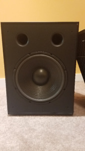 "PSB 10"" Powered Subwoofer Speaker"