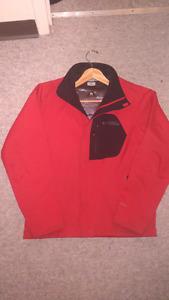 Mens Columbia Titanium spring/fall jacket