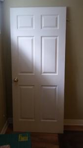 Interior door 34''