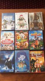 Christmas DVD BUNDLE DVD BUNDLE DVD BUNDLE