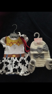 Baby outfit/ costume / new born baby 0-6months