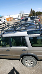 LAND ROVER DISCOVERY SERIES 2 ROOF RACK