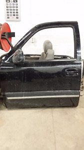 Chevrolet / GMC quad cab doors