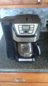 Bean Grinder Coffee Maker $80