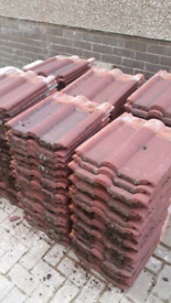 Roof Tiles (red)